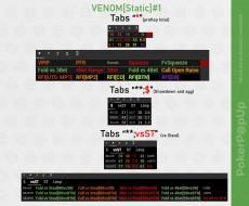 tabs: *; *$; *vs ST